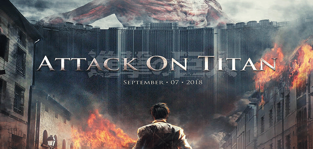 Filme: Attack on Titan
