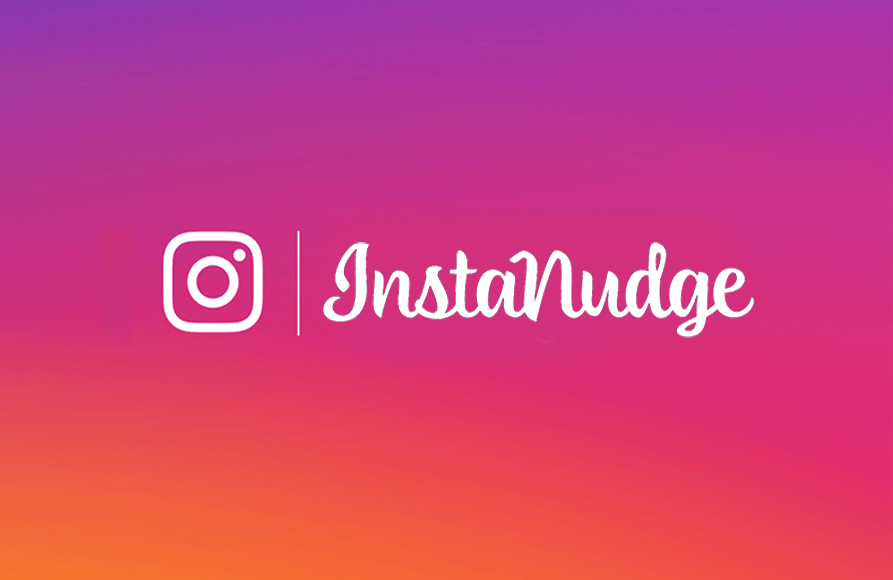 instagram nudge - capa instanudge - ok