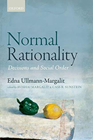 Cinco livros sobre comportamento  - Normal Rationality Decisions and Social Order
